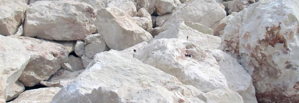 Piedra de Cantera para muros de contención